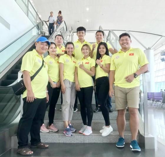 Giải điền kinh Singapore mở rộng 2019: Việt Nam đoạt 2 HCV  ảnh 1
