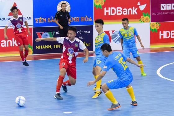 Sớm xác định 4 đội vào vòng 2 giải Futsal VĐQG 2019 ảnh 1