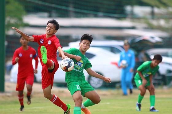 LĐBĐ TPHCM khánh thành 2 sân tập cho bóng đá Năng khiếu  ảnh 2