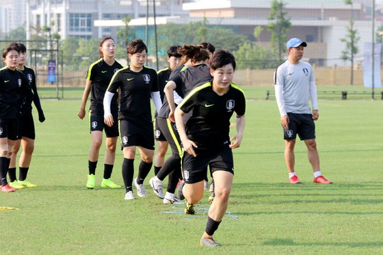 U19 nữ Việt Nam sẵn sàng cho vòng loại châu Á 2019 ảnh 1