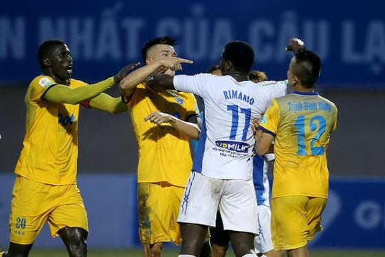 """Vòng 7 V-League 2019: """"Chung kết xuôi"""" trên sân Hàng Đẫy ảnh 1"""