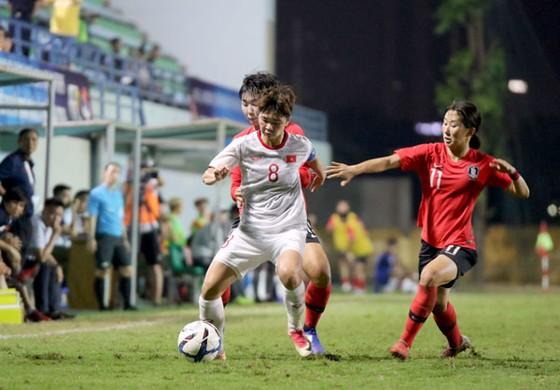 Thua Hàn Quốc, nhưng U19 nữ Việt Nam vẫn vào VCK nhờ điểm fair-play ảnh 2