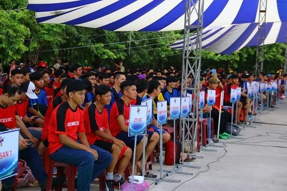 Khởi tranh giải bóng đá Thành phố mới Bình Dương – Cúp Becamex IDC 2019 ảnh 3