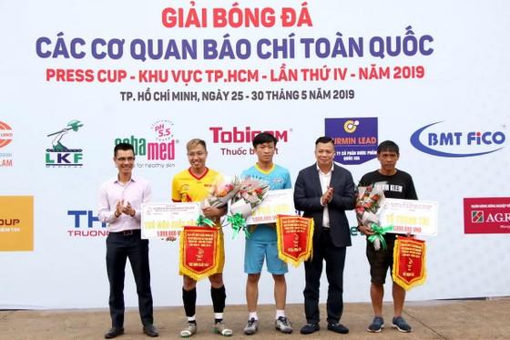 Giải bóng đá Press Cup 2019: Xác định các đội vào Vòng chung kết ảnh 1