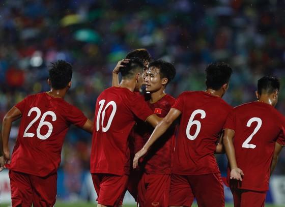 U23 Việt Nam thắng thuyết phục U23 Myanmar ảnh 3