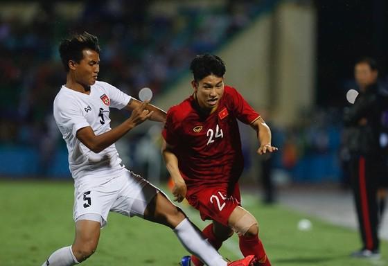 Việt Nam có khởi đầu thuận lợi cho hành trình chuẩn bị SEA Games 30. Ảnh: MINH HOÀNG