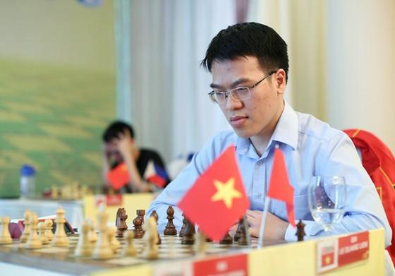 Kỳ thủ Lê Quang Liêm lần đầu tiên vô địch châu Á.