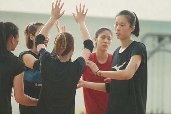 Giải bóng chuyền nữ quốc tế Indonesia 2019: U.23 Việt Nam đấu trận ra quân với 4.25 Triều Tiên ảnh 5