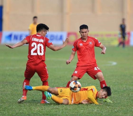 Thêm 2 đội chủ nhà dừng bước ở Cúp Quốc gia 2019 ảnh 1