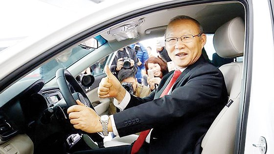 HLV Park Hang Seo dự định tháng 10 mới chính thức đàm phán hợp đồng ảnh 1