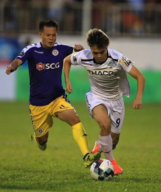 Vòng 16 V-League 2019: Tâm điểm trên sân Hàng Đẫy ảnh 1