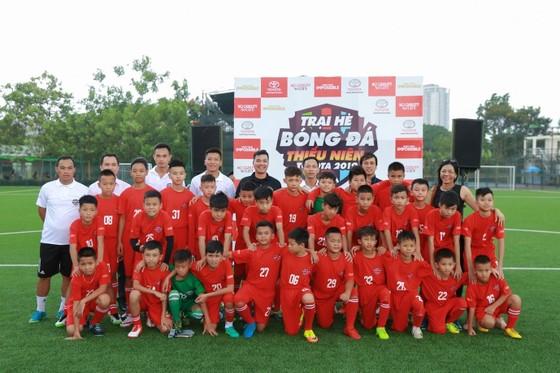Tìm kiếm Quang Hải, Công Phượng mới ở Trại hè bóng đá Toyota 2019 ảnh 1