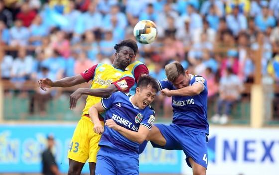 Patiyo bỏ lỡ nhiều cơ hội ghi bàn trong trận này. Ảnh: Anh Trần