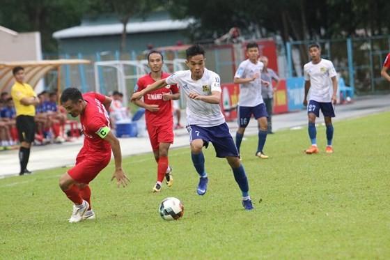 Vòng 14 giải hạng Nhất 2019 – Chung kết ngược trên sân Quy Nhơn ảnh 1