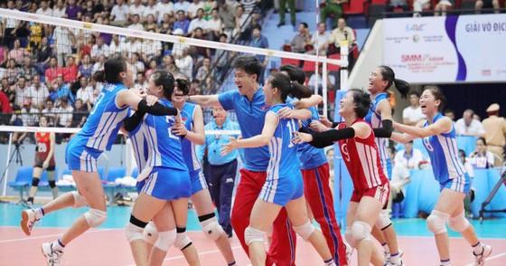 Bán kết bóng chuyền U.23 nữ châu Á 2019: Vuột mất cơ hội vàng! ảnh 2
