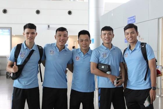 Thái Sơn Nam lên đường sang Thái Lan dự giải futsal CLB châu Á 2019 ảnh 2