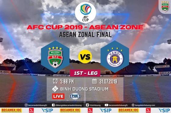 Chung kết AFC Cup 2019: Quyết liệt trận derby V-League ảnh 1