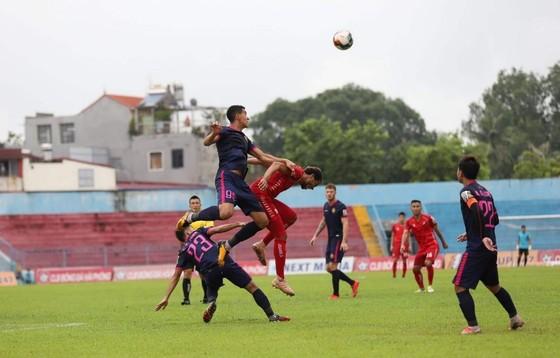 Sài Gòn FC hạ gục Hải Phòng giữa tâm bão Wipha ảnh 1