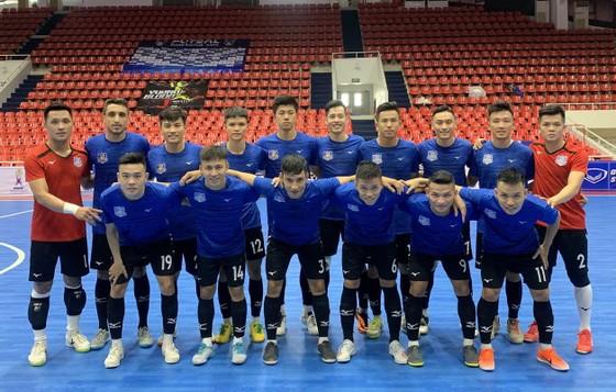 Thành phần thi đấu của CLB Thái Sơn Nam ngày 3-8. Ảnh: Anh Trần