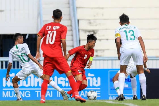 Cả U15 lẫn U18 Việt Nam cùng thua trận ảnh 2