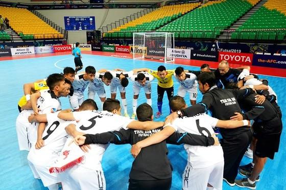 Thái Sơn Nam dẫn đầu bảng B sau 2 lượt. Ảnh: Độc Lập