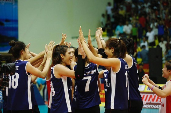 Nữ đấu chung kết VTV Cup, nam tranh hạng 9 châu Á ảnh 7