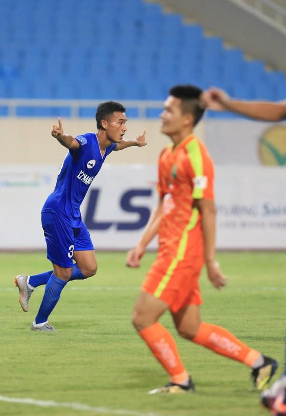 Vòng 17 giải hạng Nhất – LS 2019: Hà Tĩnh đến gần với V-League ảnh 1