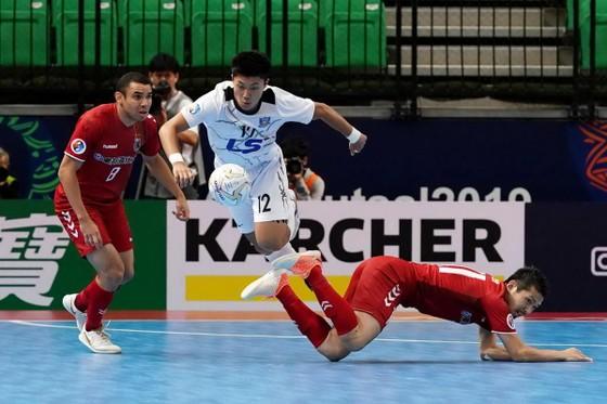 Thua Nagoya, Thái Sơn Nam lỡ hẹn ở trận chung kết ảnh 1