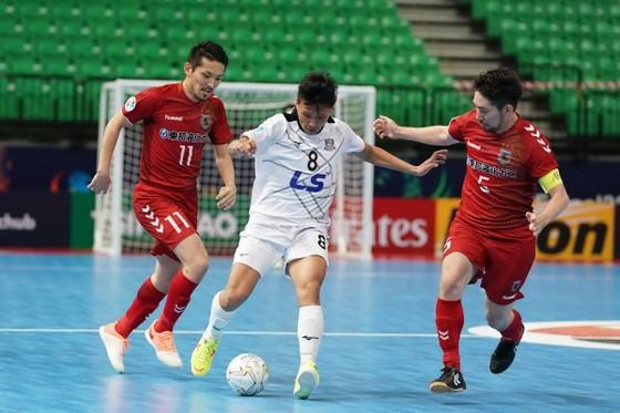 Thua Nagoya, Thái Sơn Nam lỡ hẹn ở trận chung kết ảnh 2