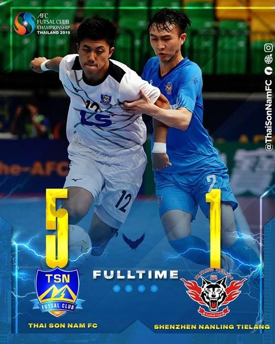 AFC gởi thư chúc mừng CLB Thái Sơn Nam ảnh 4