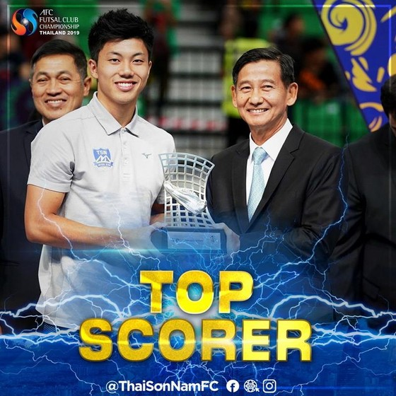 AFC gởi thư chúc mừng CLB Thái Sơn Nam ảnh 6