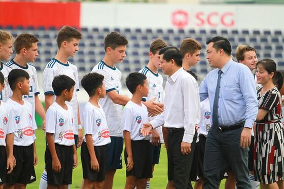 Việt Nam thắng Nga 2-0 tại giải U15 quốc tế 2019 ảnh 1
