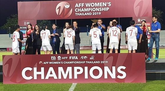 Đội tuyển nữ Việt Nam được thưởng gần 2 tỷ đồng  ảnh 2