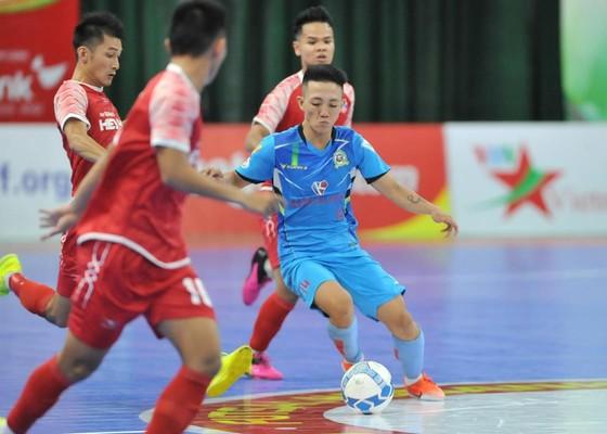 Kardiachain Sài Gòn FC khởi động lượt về kém vui ảnh 1