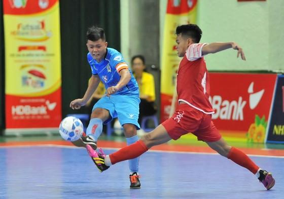 Kardiachain Sài Gòn FC khởi đầu lượt về không được như ý. Ảnh: Đạt Nguyễn