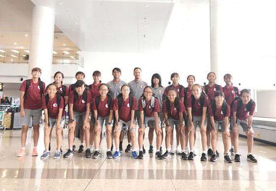 Giải bóng đá nữ U15 quốc tế 2019 ảnh 1