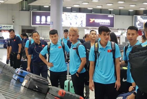 Đội tuyển Việt Nam sang Thái Lan ảnh 1