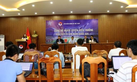 VFF ra mắt tân HLV đội tuyển U19 Việt Nam ảnh 1