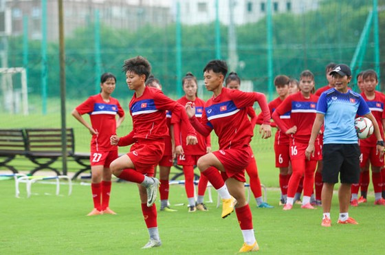 Việt Nam chốt danh sách tham dự giải U16 nữ châu Á 2019 ảnh 1
