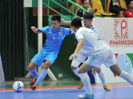 Kardiachain Sài Gòn FC tiếp tục thể hiện phong độ ổn định. Ảnh: Thanh Đình