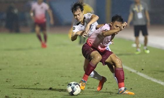 HA.GL lần thứ 2 thất bại trước Sài Gòn tại V-League 2019  ảnh 1