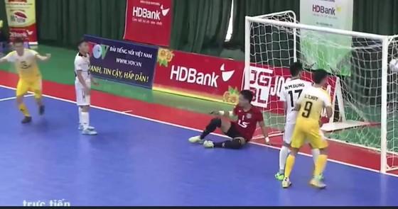 Vòng 16 giải futsal VĐQG 2019: Thái Sơn Nam đánh rơi chiến thắng vào giờ chót ảnh 3