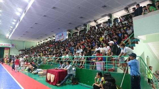 Vòng 16 giải futsal VĐQG 2019: Thái Sơn Nam đánh rơi chiến thắng vào giờ chót ảnh 1