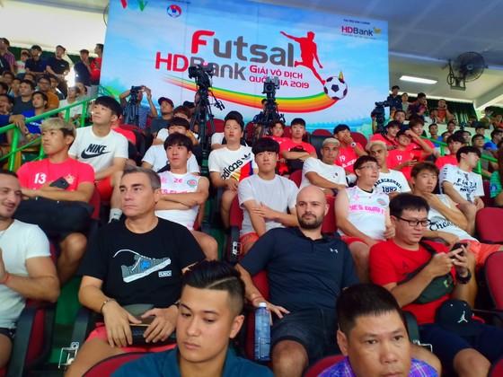 Vòng 16 giải futsal VĐQG 2019: Thái Sơn Nam đánh rơi chiến thắng vào giờ chót ảnh 2