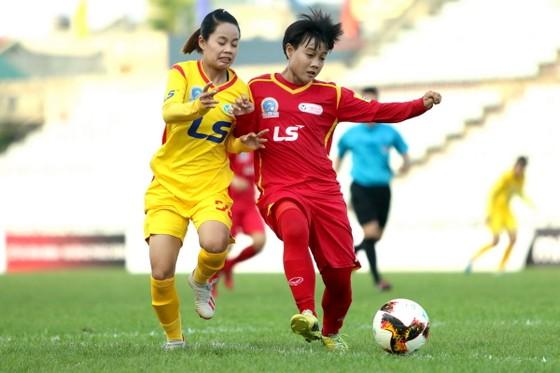 Giải bóng đá nữ VĐQG - Cúp Thái Sơn Bắc 2019: TPHCM I giữ vững ngôi đầu ảnh 1