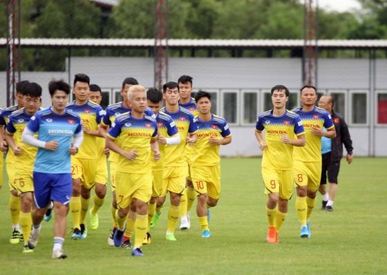 Đội tuyển Việt Nam sẽ tập trung đột xuất vào cuối tháng 9 này. Ảnh: Đoàn Nhật