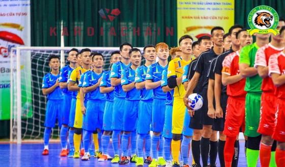 Đánh bại Quảng Nam, Kardiachain Sài Gòn FC vươn lên thứ 4 ảnh 1