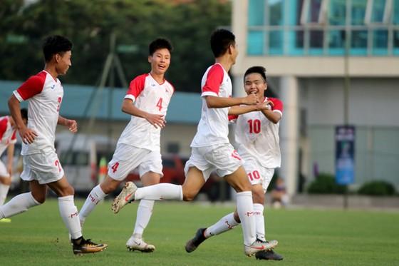 Việt Nam thắng trận đầu tiên tại vòng loại U16 châu Á 2020 ảnh 1