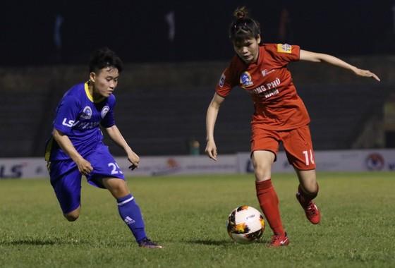 Giải bóng đá nữ VĐQG 2019: ĐKVĐ Phong Phú Hà Nam thua đau ở phút bù giờ ảnh 2