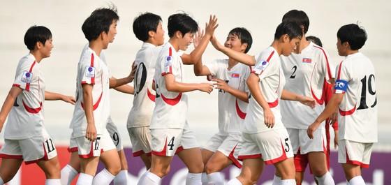 U16 nữ Việt Nam thua đậm 0-10 trước CHDCND Triều Tiên ảnh 2